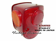 HONDA CF50 CF70 SL70 SL90 SL100 SL125 TAIL LIGHT *STANLEY-MADE IN JAPAN* 6V