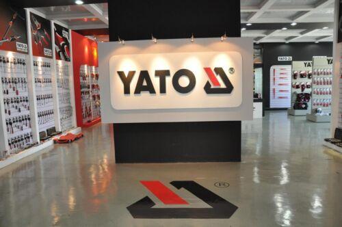 Yato Professional NON-MARKING SCRAPER 4 PCS Car Door Panel Trim Removal Tool Set