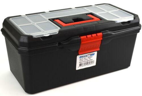 Werkzeugkoffer Werkzeugkasten Werkzeugbox Werkzeugkiste 47 x 23 x 22 cm
