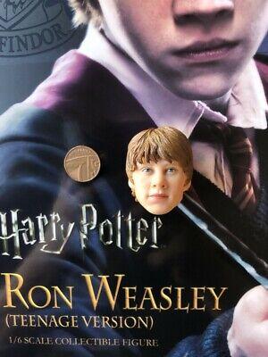 Star Ace Harry Potter Ron Weasley versión adolescente cabeza esculpida Suelto Escala 1//6th