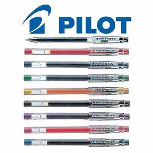 Pilot-G-Tec-C4-Ultra-Fine-Gel-0-4mm-RollerBall-PEN-0-2mm-Precise-Writing-Drawing