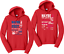 Maybe I/'m Too Late To Be HisHer First Couples Hoodies