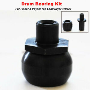 New Drum Bearing Kit Inner Shaft For Fisher /& Paykel Top Load Dryer 479332