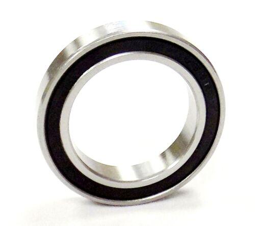 6802 2RS Bearing 15x24x5 ABEC 3 C3 Sealed Thin Series Bearing-USBB* 61802 RS