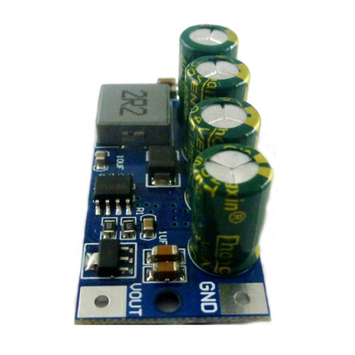 60W DC DC Converter Step-Up Boost Module DC 3.7V-18V to 5V 6V 9V 12V 15V 19.5V