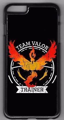 Phone Case Design: Team Valor (Pokemon