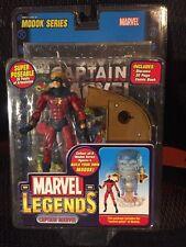 Marvel Legends CAPTAIN MARVEL 6 inch Action Figure ToyBiz New Avengers Free Ship