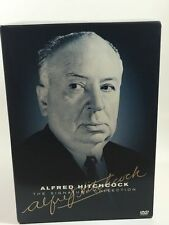ALFRED HITCHCOCK 2004 Signature Collection 9 Film Movie 10 DVD Box Set Lot !!!!!