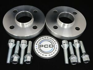 Fits-TOYOTA-AYGO-2005-Hubcentric-4X100-54-1-Wheel-Spacers-15mm-Wide-8-Bolts