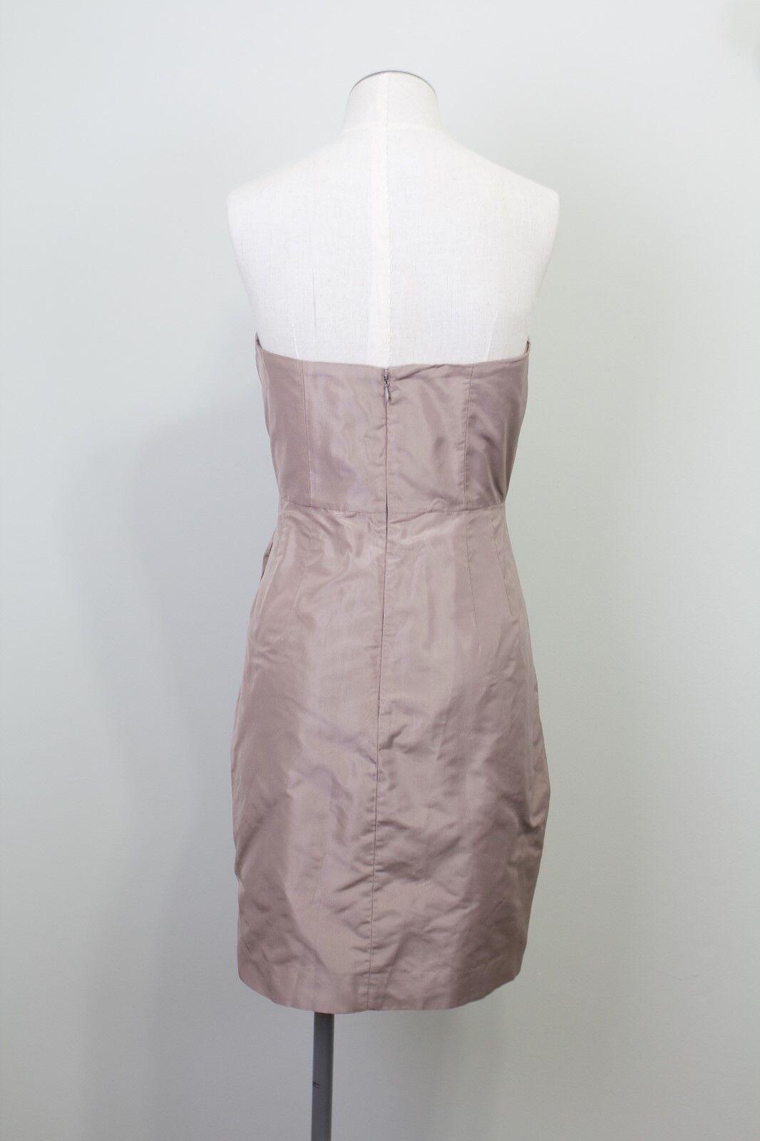 JCrew Selma Dress in in in Silk Taffeta  Size 6 Item 29284 Retail  250 d11fa3