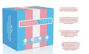 Trans Tape - FTM Chest Binding
