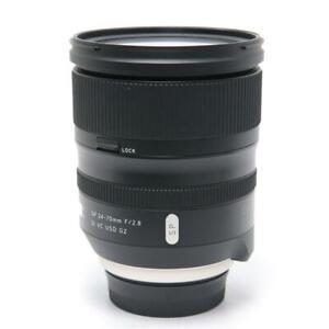 TAMRON SP24-70mm F2.8 Di VC USD G2 A032N for Nikon Japan Domestic New