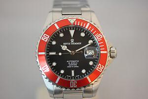 Revue-Thommen-XL-Diver-Automatik-Rot-42mm-17571-2136-NEU-UVP-1200-ETA2824