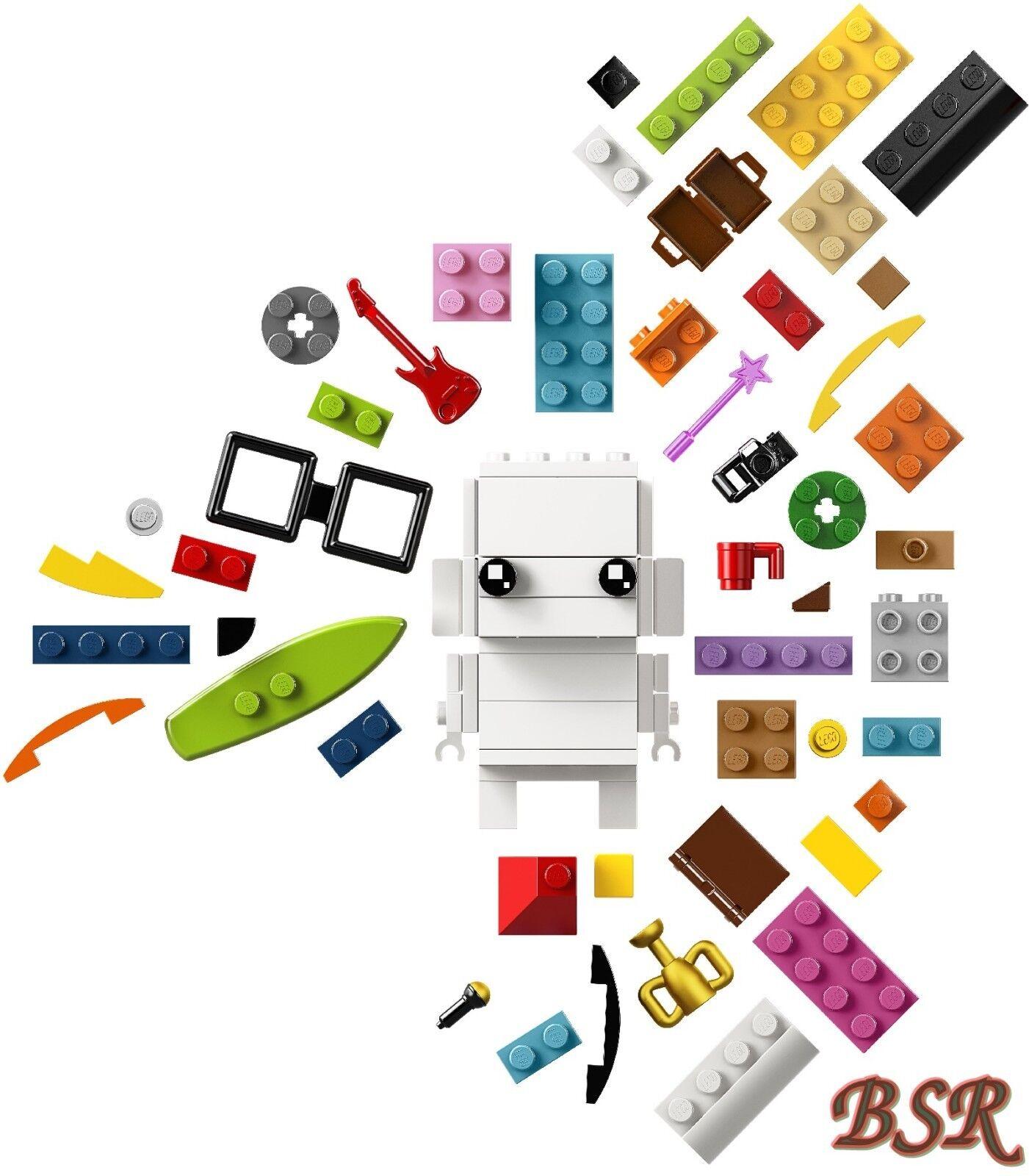 LEGO® Brick Headz 41597 Go Brick Me & & & 0.- Versand & NEU & OVP ea9ee7