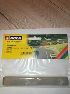 Noch-60728-Strasenfolie-034-Radweg-034-15mm-1m-Lang-Neu-in-Ovp