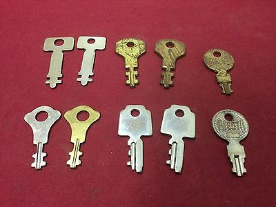 Pky-3 Fashion Style Presto Luggage Pre-cut Keys 125 324 & 480 P815 Set Of 10 Locksmith Beneficial To The Sperm