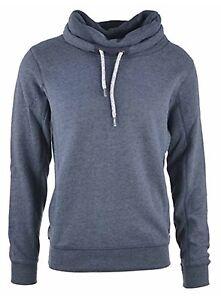 Tom-Tailor-Herren-Rollkragen-Sweatshirt-Pullover-dunkelblau-snood-sweater-Gr-XXL