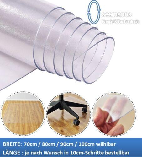 Weich PVC Kunststoffplatte Transparent Klarsichtfolie 2mm-Breite//Länge n Wunsch