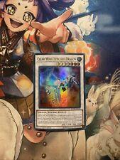 Clear Wing Synchro Dragon LEDD-ENC29 Ultra Rare 1st NM Yugioh