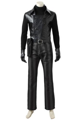 Popular Spiderman Noir Cosplay Costume Noir Suit Halloween Customize Noir Mask