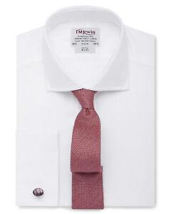 T-M-Lewin-White-Herringbone-Cutaway-Collar-Slim-Fit-Shirt