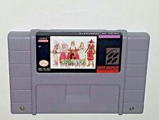 Tales of Phantasia - game For SNES Super Nintendo - Role Playing game RPG