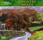 National Geographic Country Roads - 2017 Calendar 33 X 30cm