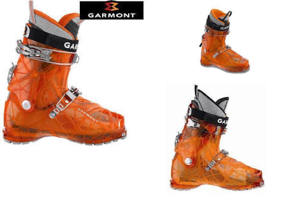 botas de Esquí de Montaña Súper Ligero Garmont Literider Tamaño 27,0 Dynafit