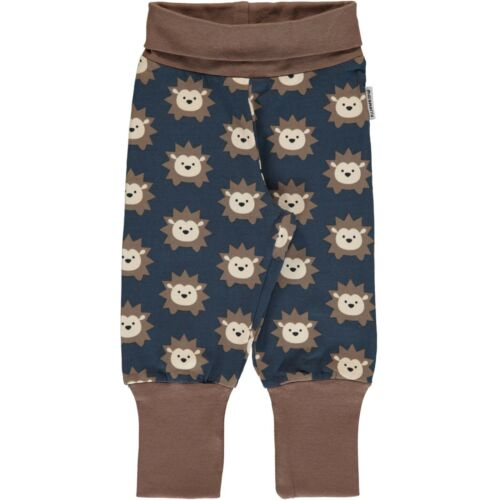 MAXOMORRA PANTS RIB Hedgehog  HOSE PUMPHOSE  BIO-BAUMWOLLE MITWACHSHOSE NEU