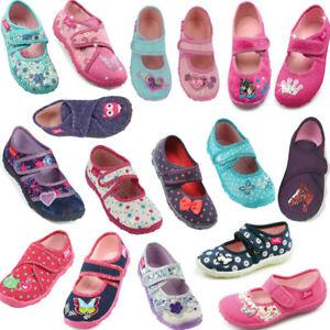Details zu Beck Kinder Hausschuhe Kindergartenschuhe Schuhe **viele Motive** Gr. 23 36