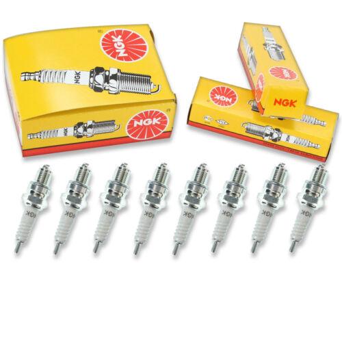 8 pc 8 x NGK Standard Plug Spark Plugs 7112 D8HA 7112 D8HA Tune Up Kit Set sr