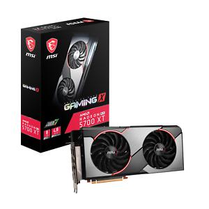 MSI-AMD-Radeon-RX-5700-XT-Gaming-X-OC-8GB-Grafikkarte-GDDR6-HDMI-3x-DP