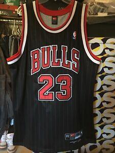 official photos 6ec82 34283 Details about Nike Authentic Michael Jordan 84/03 Jersey sz 48 rare vintage  Chicago bulls XL