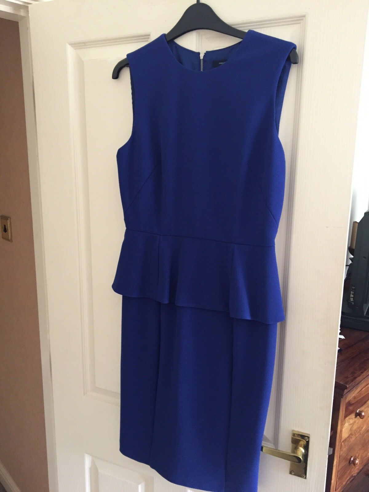 French Connection bluee Dress Size 12
