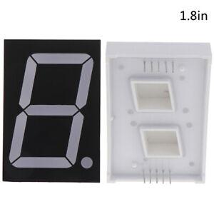 1pcs-1-8-inch-1-digit-Red-Led-display-7-segment-Common-cathode-QA