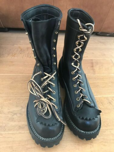 VIBERG Rigger Men's Work boots 8.5 Viberg (9.5 US