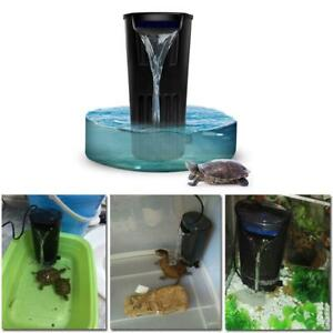 Aquarium-Turtle-Filter-Low-Water-Level-Tank-suitable-for-any-ornamental-fish