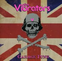 The Vibrators - Garage Punk [new Cd] on Sale