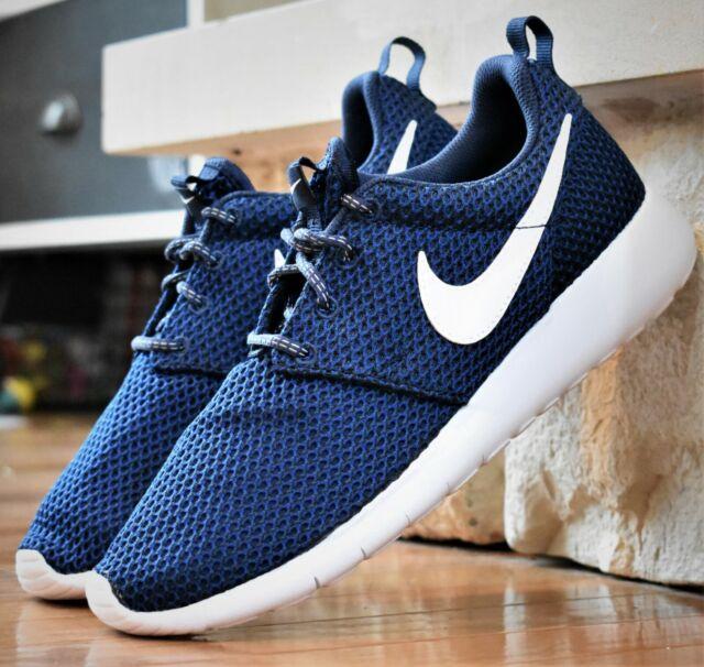 Nike Kids Roshe One SE GS Midnight Navy US 7Y