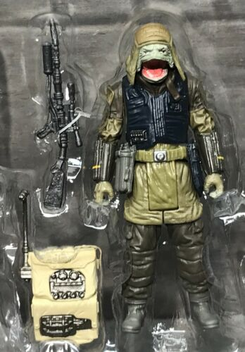 STAR WARS ROGUE ONE FORCE LINK 2.0 REBEL COMMANDO PAO LOOSE 3.75 SCALE