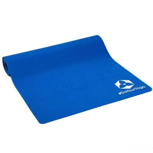 Rutschfeste Kautschuk Yogamatte Pilatesmatte Fitnessmatte Gymnastikmatte