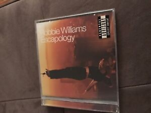 Music-Cd-Robbie-Williams-Escapology-Album-Great-Songs-amp-Listening-Cheap