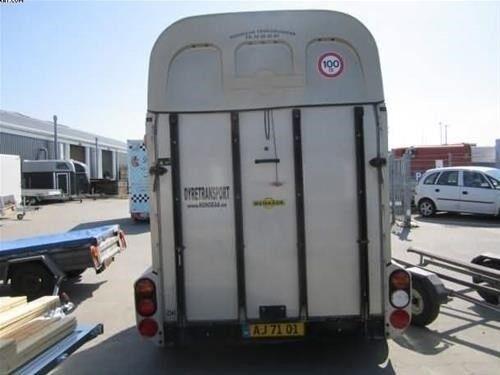 Hestetrailer, Humbaur Humbaur Maximus 24, lastevne (kg):