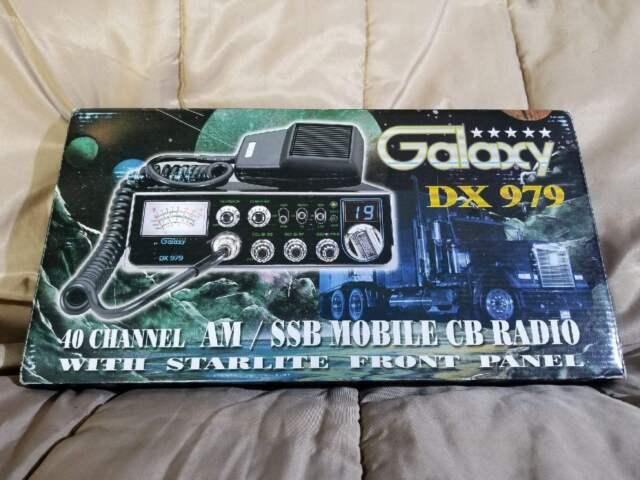 GALAXY DX-979 40 CH  AM / SSB  CB RADIO, New-other