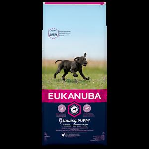Eukanuba Croissance Chiot Poulet Large Breed Nourriture 12kg