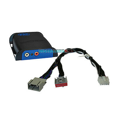 PAC AAI-FD4 Auxiliary Input Audio Interface for select Ford Lincoln Mercury Aux