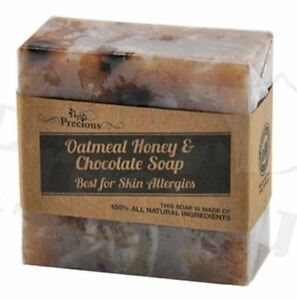 Oatmeal-Honey-and-Chocolate-Soap-Best-for-Skin-Allergy