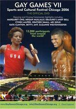 Gay Games VII (DVD, 2007) * NEW *