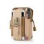 Sacoche-de-Ceinture-Style-Militaire-Randonnee-Scout-Trekking-Camping-Smartphone miniature 13