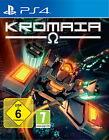 Kromaia Omega (Sony PlayStation 4, 2015, DVD-Box)